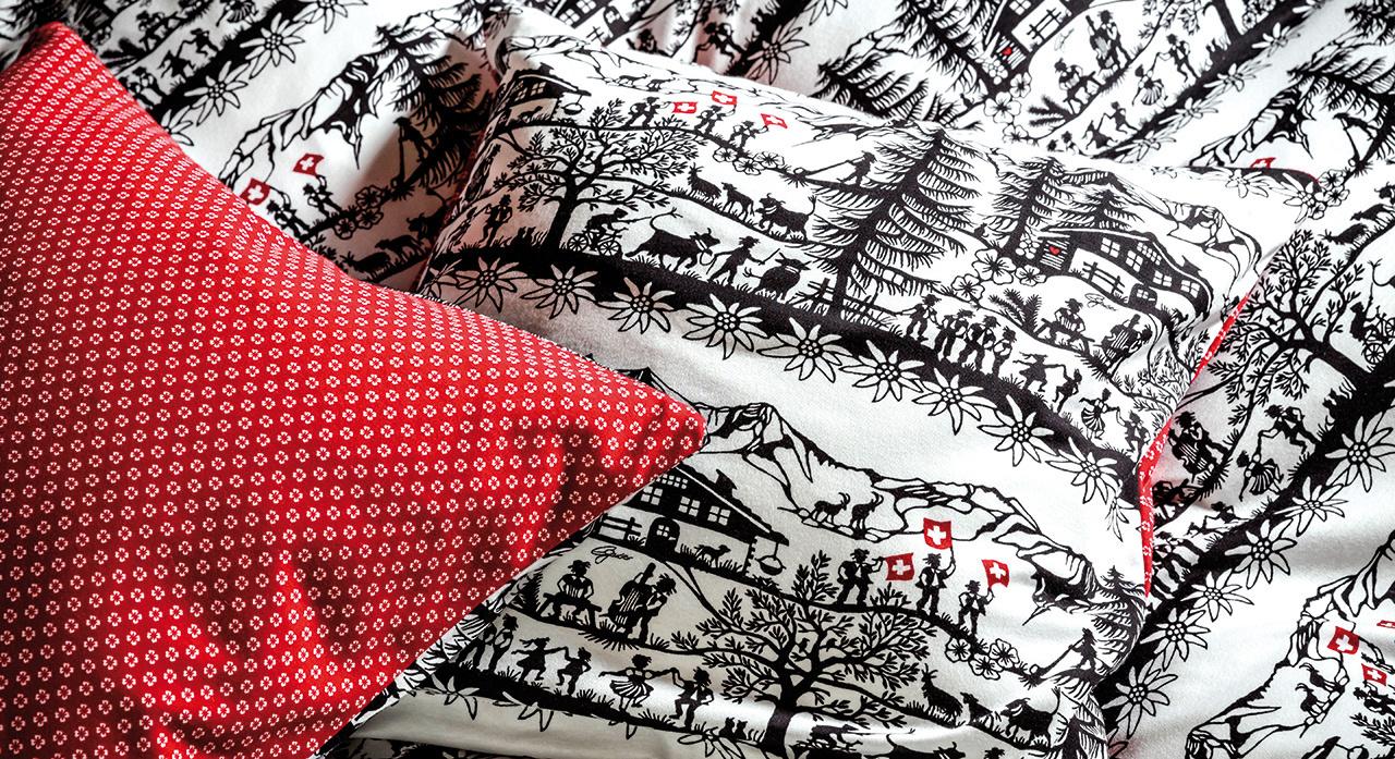 bettw sche suisse kissen 65x100cm. Black Bedroom Furniture Sets. Home Design Ideas