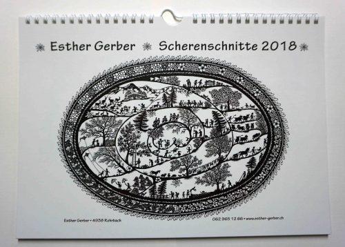 Kalender front